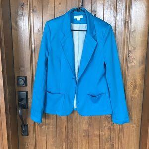 Cotton on size large Blue Blazer